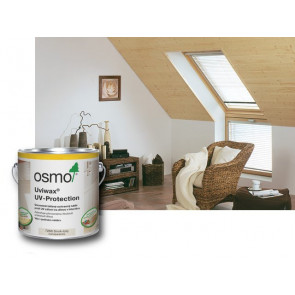 OSMO Uviwax® UV-Protection 7200 2,5 l bezbarvý-polomat