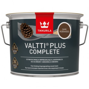 Valtti Plus Complete Black Ebony 2,5L
