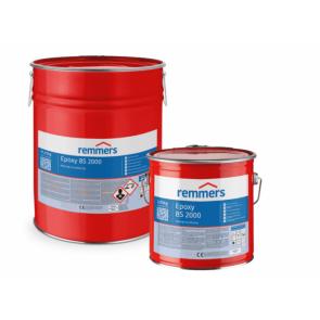 Remmers BS 2000 RAL 7032 5L(6kg) epoxidový nátěr na podlahy garáží, dílen, pro styk s potravinami