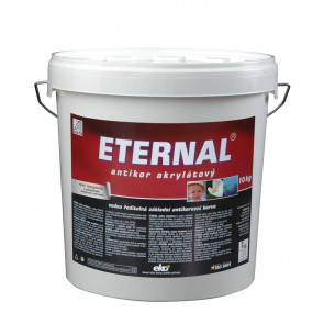 ETERNAL antikor akrylátový 10 kg červenohnědá 07