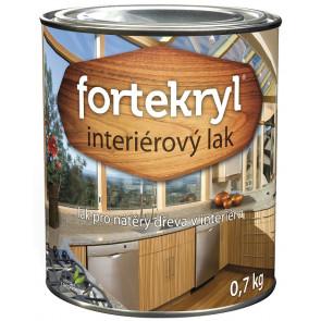 FORTEKRYL interiérový lak 0,7 kg lesk