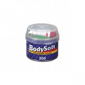 BodySoft 211 tmel žlutý 250g